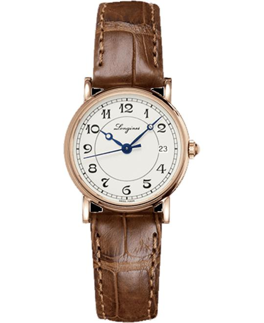 Longines PRESENCE L4.267.8.73.2 HERITAGE AUTOMATIC 26MM