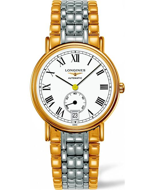 LONGINES Presence L4.805.2.11.7 Automatic Watch 38.5mm