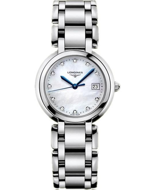 LONGINES PrimaLuna L8.112.4.87.6 Watch 30mm