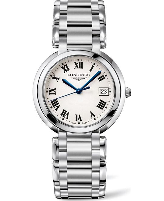 LONGINES PrimaLuna L8.114.4.71.6 Watch 34mm