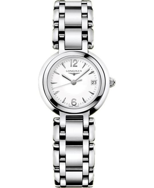 LONGINES PRIMALUNA L81104166 WATCH 26MM