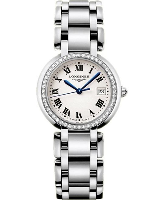 LONGINES PRIMALUNA L81120716 WATCH 30MM