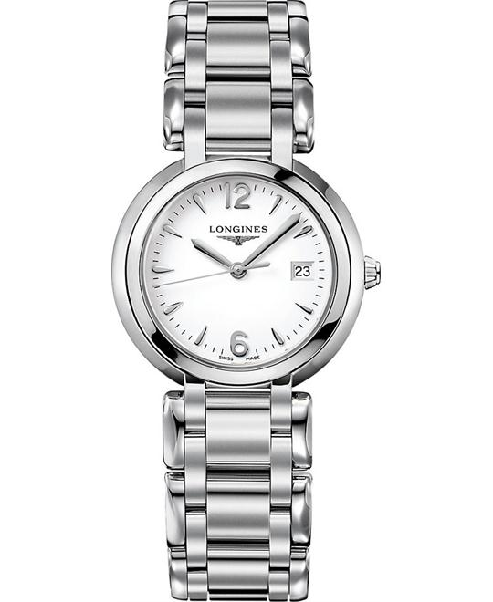 LONGINES Primaluna L8.112.4.16.6 Watch 30mm
