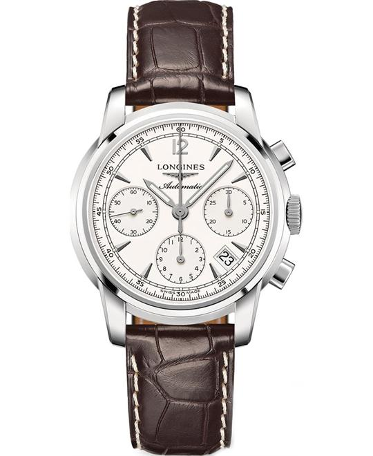 Longines Saint Imier L2.753.4.72.0 Automatic Watch 39mm