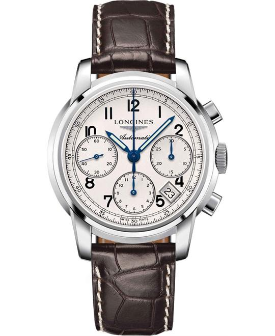 Longines Saint Imier L2.753.4.73.0 Automatic Watch 39mm