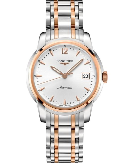 Longines Saint Imier L2.763.5.72.7 Automatic Watch 38mm