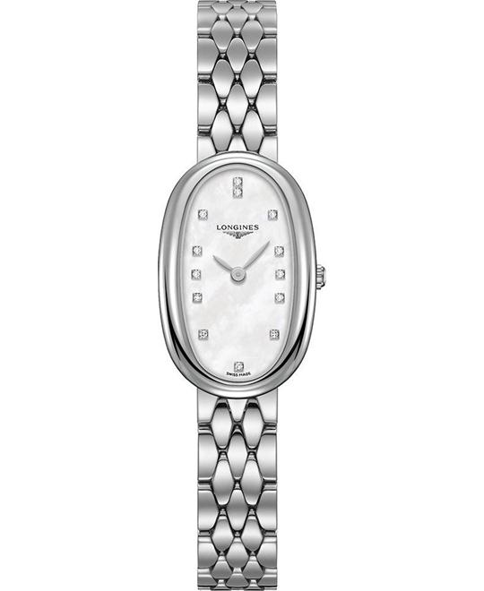 Longines Symphonette L2.305.4.87.6 Watch 18.90 X 29.40mm