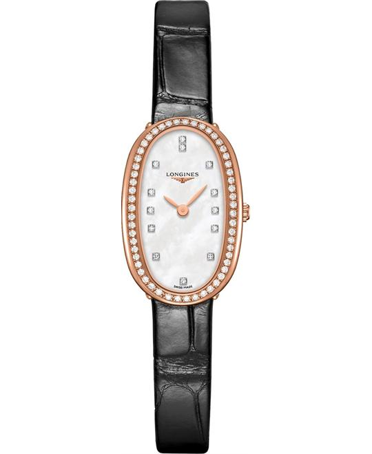 Longines Symphonette L2.305.9.87.0 Watch 18.90 X 29.40mm