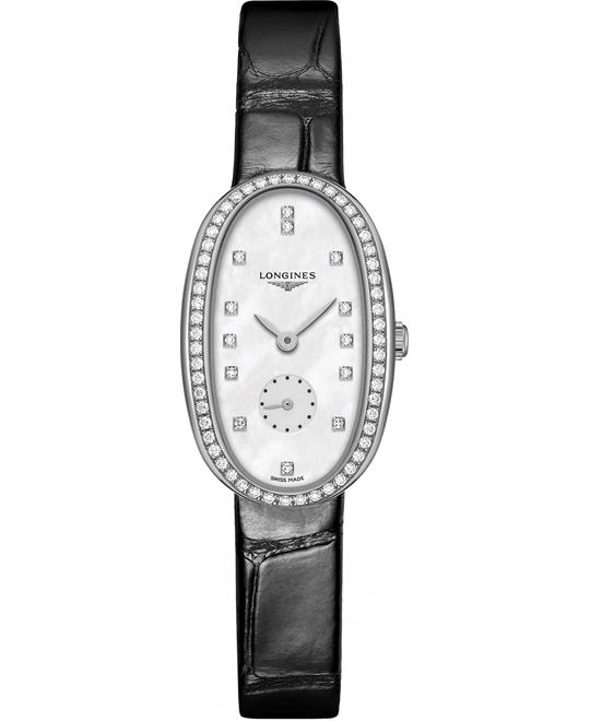 Longines Symphonette  L2.306.0.87.0 Diamond Watch 21.9mm