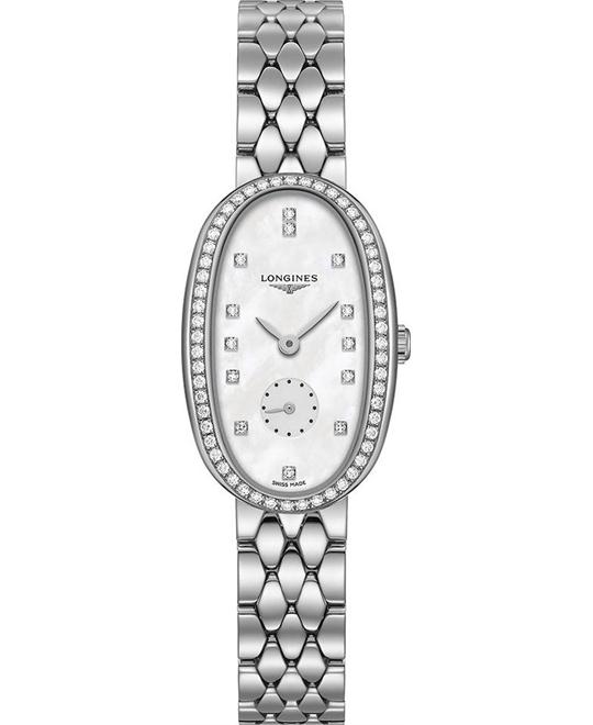 LONGINES SYMPHONETTE L2.306.0.87.6 Watch 21.9X34mm