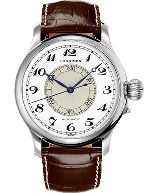 Longines Weems L2.713.4.13.0 Second Watch 47.5mm