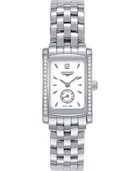 Longines Dolcevita L51550166 Vita Diamond Watch 24.5 x 19.8mm