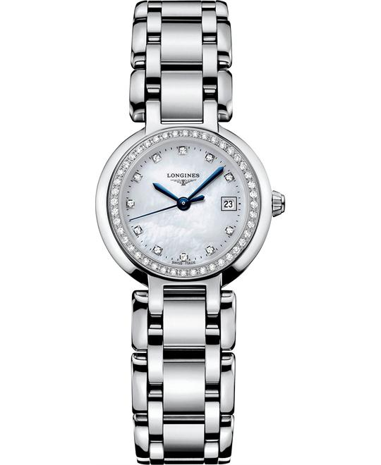 Longines PrimaLuna  L81100876 Diamond Watch 26.5mm