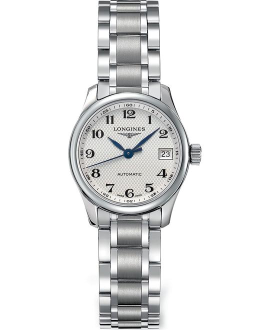Longines Master Collection L21284786 Women's Watch 26mm
