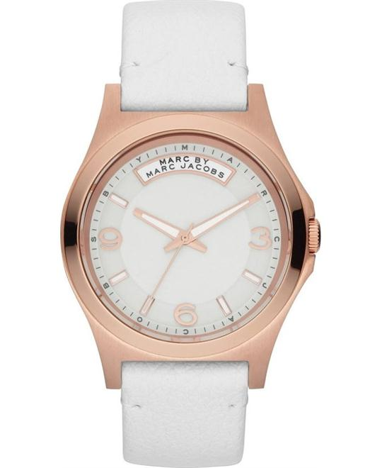 MARC BY MARC JACOBS Baby Dave Ivory Unisex 40mm