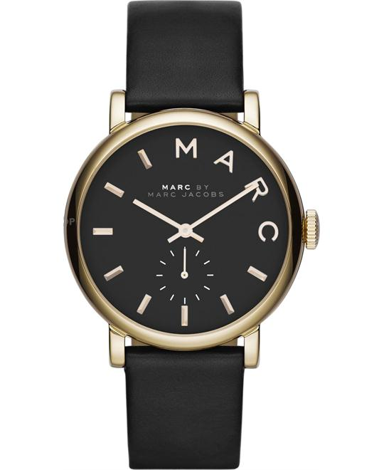 Marc by Marc Jacobs Baker Black Watch 37mm