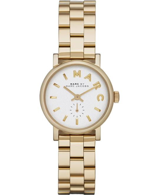 Marc by Marc Jacobs Baker Mini Gold Watch 28MM