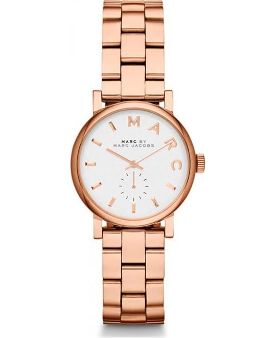 Marc by Marc Jacobs Baker Mini Rose Tone Watch 28mm