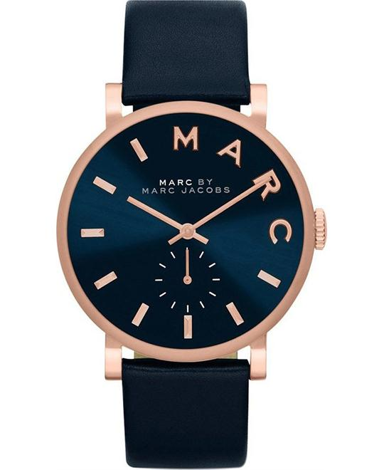 Marc by Marc Jacobs Baker Navy  Ladies Watch 36mm