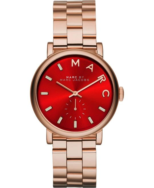 Marc by Marc Jacobs Baker Rose Gold Watch 28mm