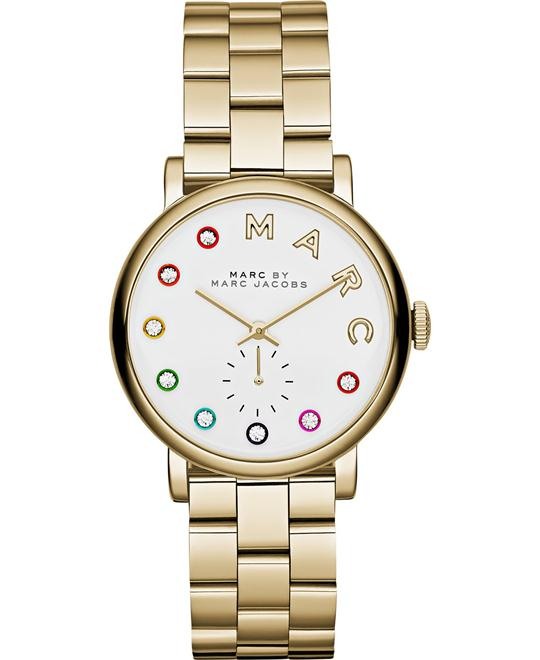 MARC BY MARC JACOBS Baker White Dial Watch 36mm