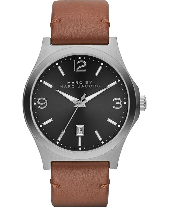 Marc by Marc Jacobs Danny Black Dial Watch 43mm