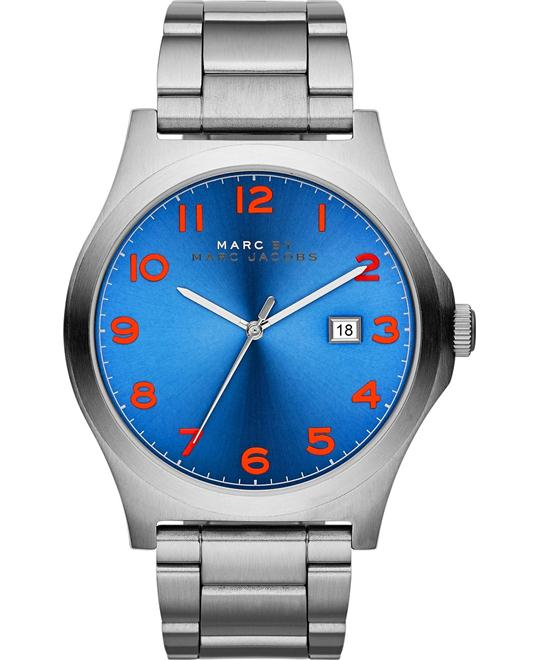 Marc Jacobs Men's Jimmy Blue DialWatch 43mm