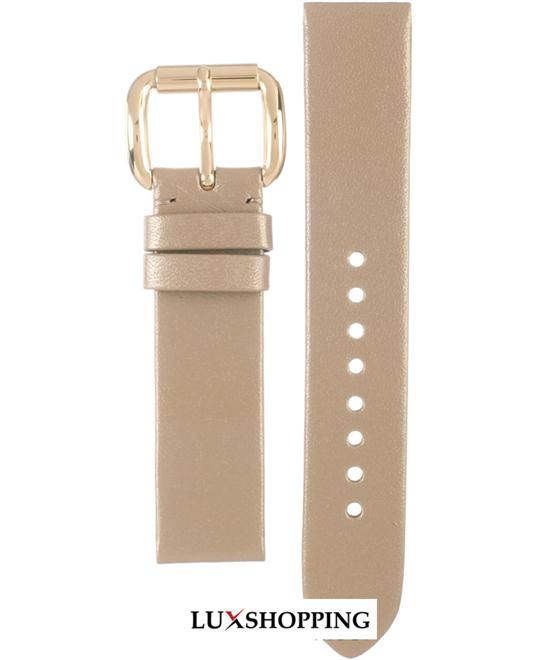 Marc By Marc Jacobs Straps Marci Leather 18mm