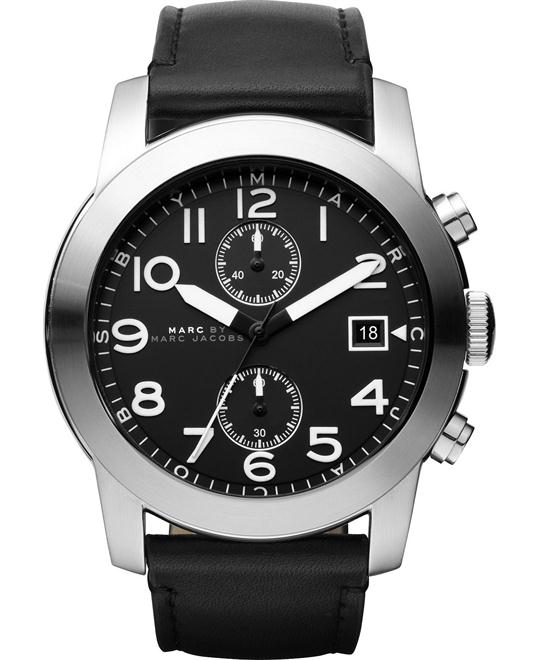 Marc by Marc Jacobs Larry Mens Watch 46mm