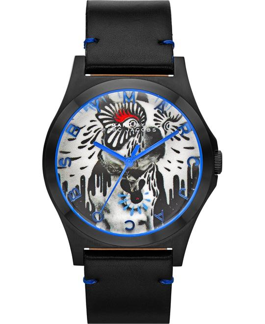 Marc by Marc Jacobs Henry Graphic Dog Bird Watch 40mm