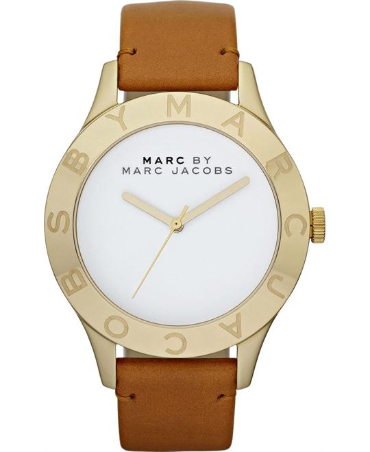 Marc Jacobs  Blade Tan Watch 40mm