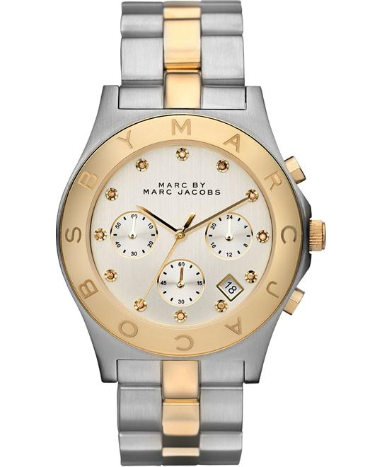 Marc by Marc Jacobs Blade Chronograph 40mm