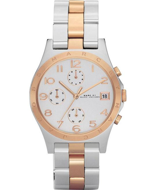 Marc by Marc Jacobs  Henry Two-Tone Watch 37mm