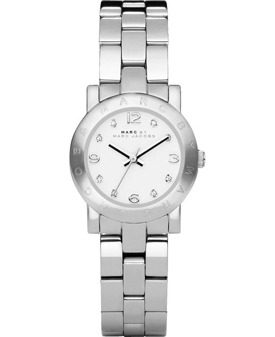 Marc by Marc Jacobs  Amy Mini White Dial Watch 26mm