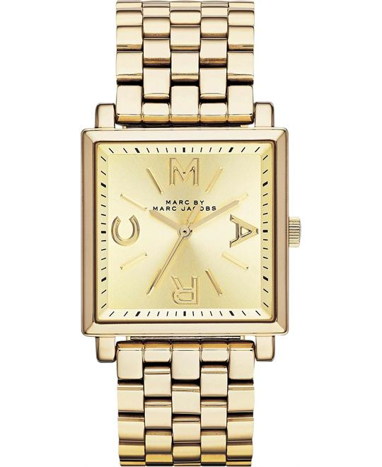 Marc by Marc Jacobs Truman Watch Gold Watch 30mm