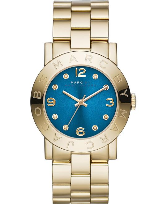 Marc by Marc Jacobs Amy Gold Tone Watch 36mm