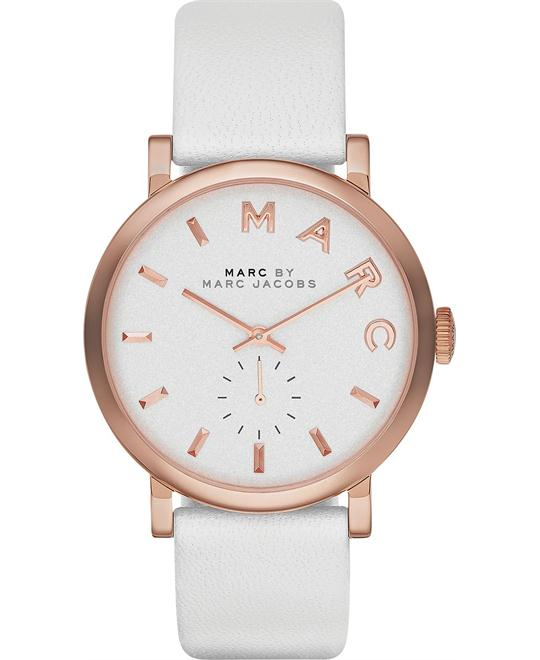 Marc by Marc Jacobs Baker Rose Gold Tone Watch 36mm