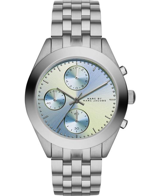 Marc by Marc Jacobs Peeker Ladies Chronograph Watch 36mm