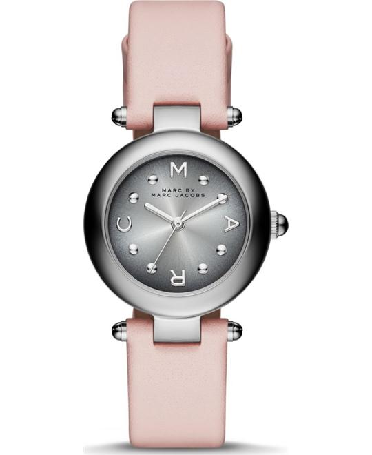 Marc by Marc Jacobs Women's Dotty Pink Watch 26mm