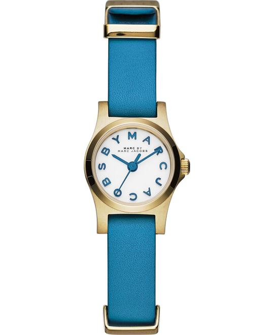 Marc by Marc Jacobs  Henry Blue Dial Watch 21mm