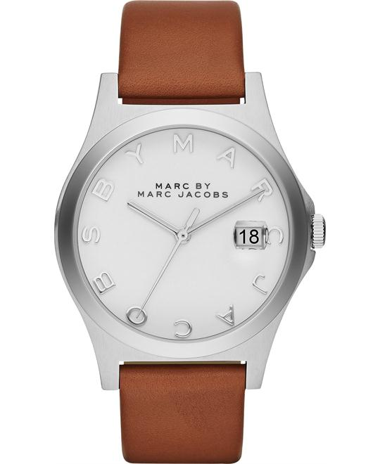 Marc by Marc Jacobs Henry Slim Tan Watch 36mm