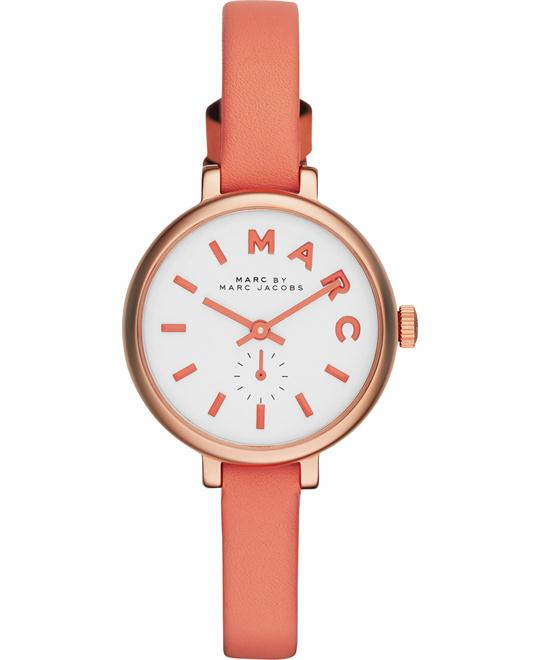 Marc Jacobs Women's Sally Spring Peach Watch 28mm