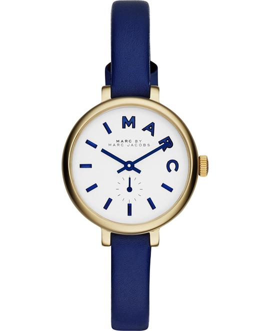 Marc by Marc Jacobs Sally White Dial Blue Watch 28mm