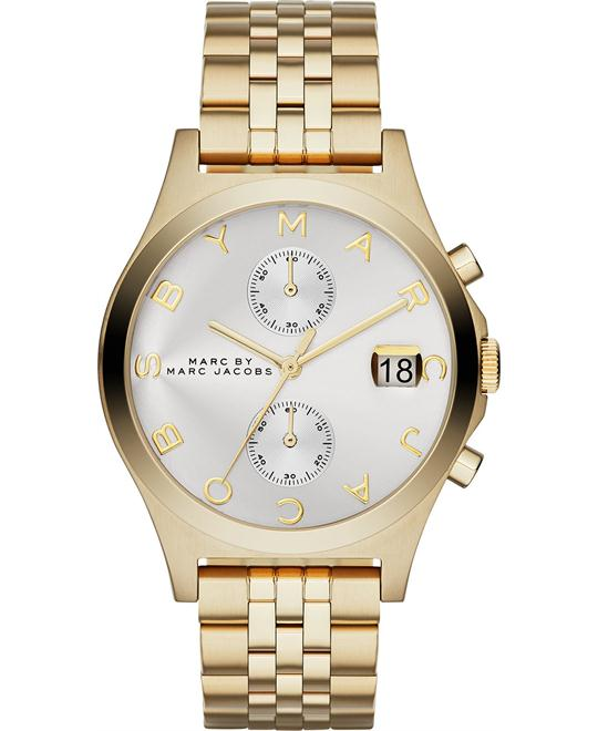 Marc by Marc Jacobs Ferus Damen Armbanduhr Watch 38mm