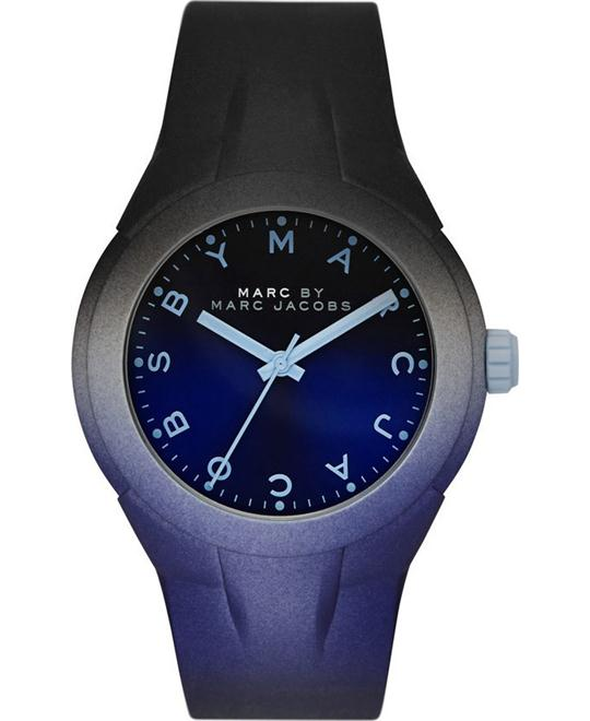 Marc by Marc Jacobs X-Up Blue and Black Watch 38mm