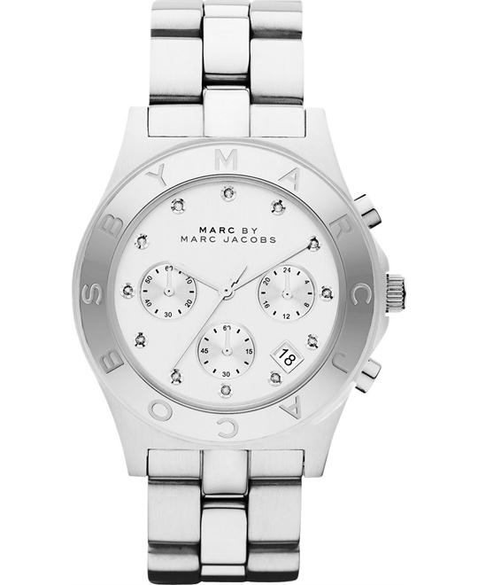 Marc by March Jacobs Blade Chronograph Watch 40mm