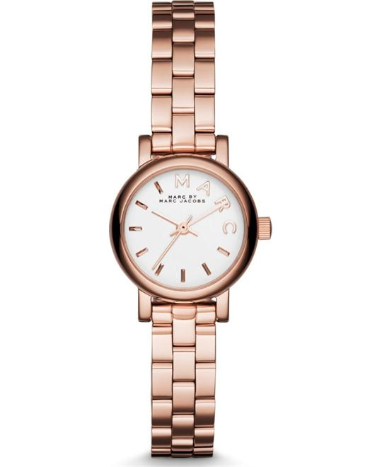 Marc Jacobs Baker Rose Gold Watch 20mm