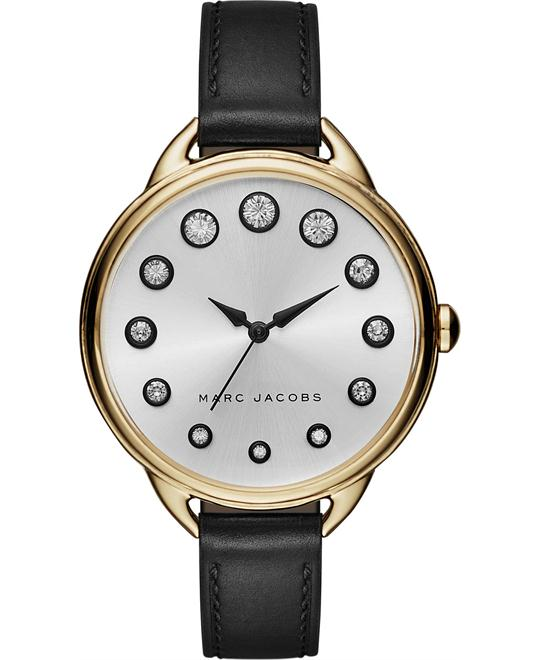Marc Jacobs Betty Strap Watch 36MM
