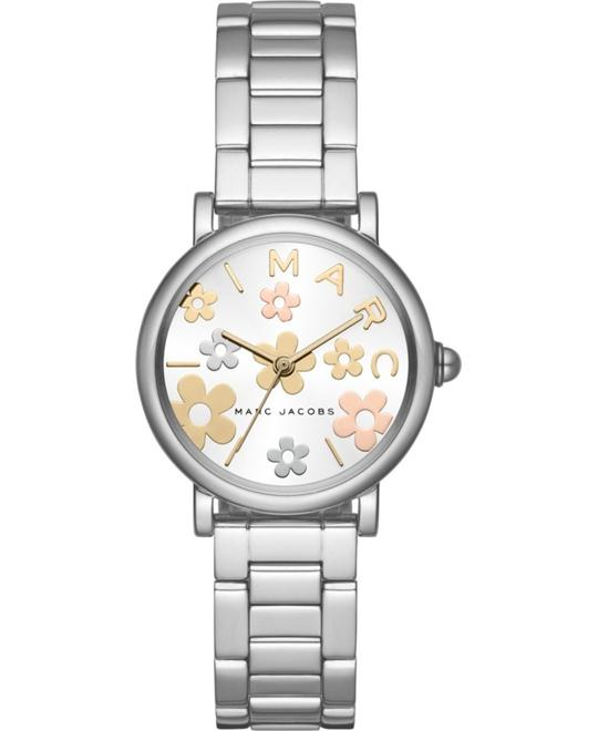 Marc Jacobs Classic Stainless-Steel Watch 28mm