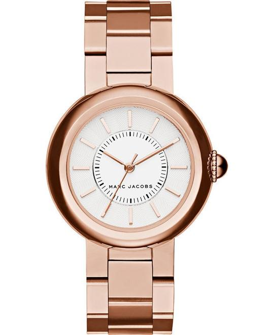 MARC JACOBS Courtney Ladies Watch 34mm